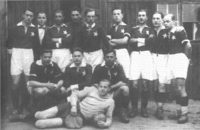 Wisła Kraków, 1927. Wikipedia